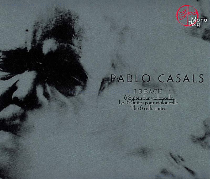 Pablo Casals J S Bach Suites For Unaccompanied Cello Vol 3
