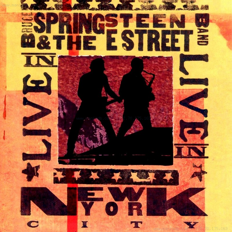 album bruce springsteen born to run remastered. Bruce Springsteen : Live In