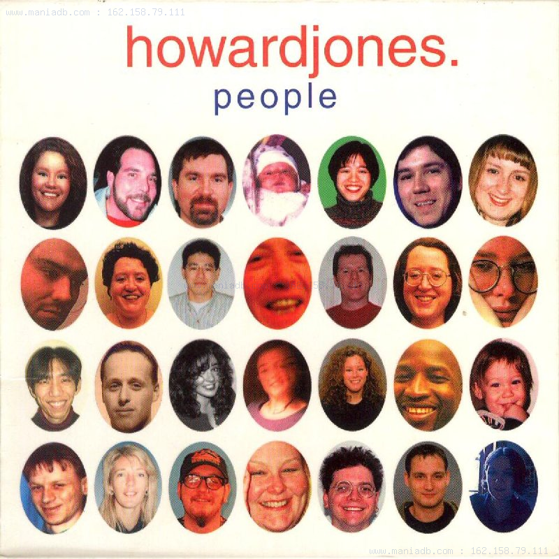 Howard Jones - People