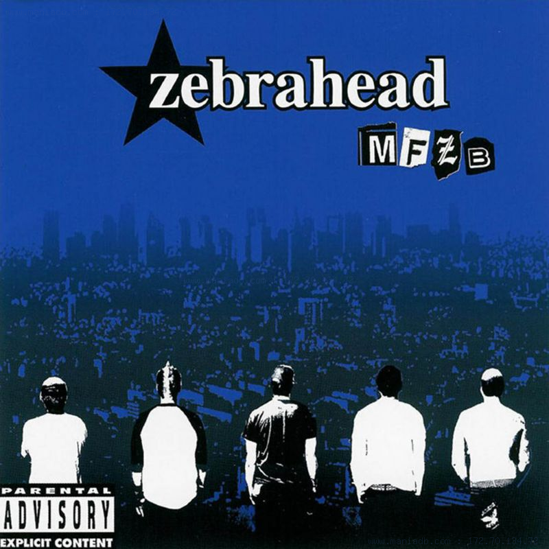 Zebrahead Waste Of Mind