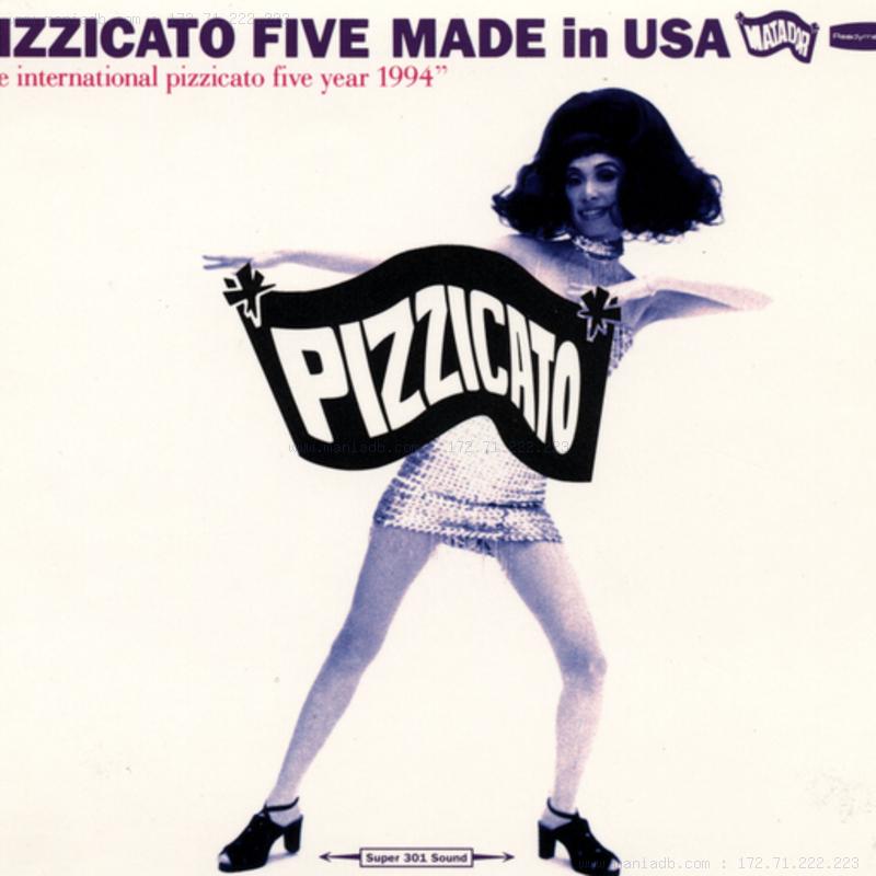 Pizzicato Five Baby Love Child