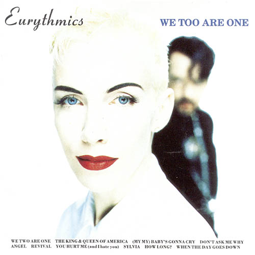 Album 'Eurythmics - We Two Are One'