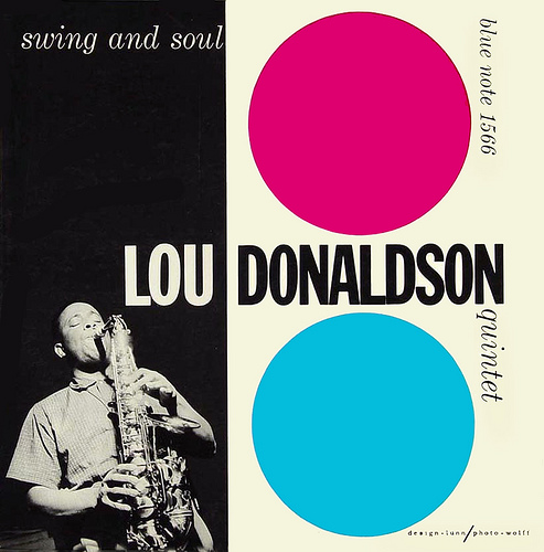 Lou Donaldson Swing Dorothy · Lou Donaldson