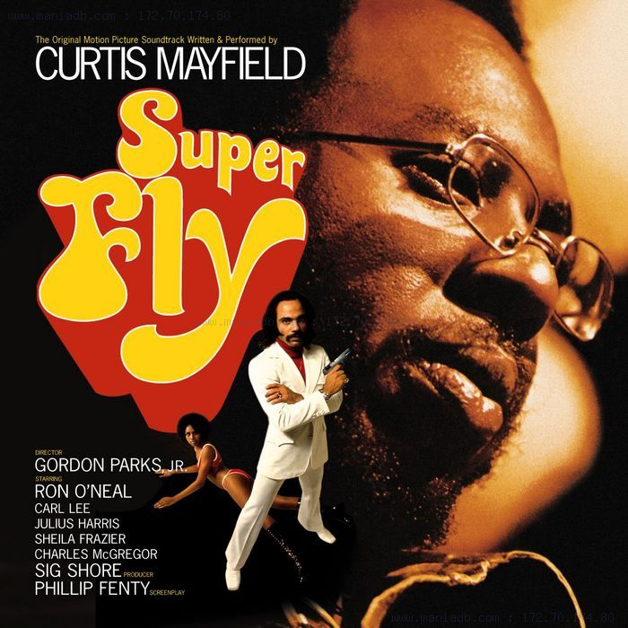 Curtis Mayfield - Superfly (And More)