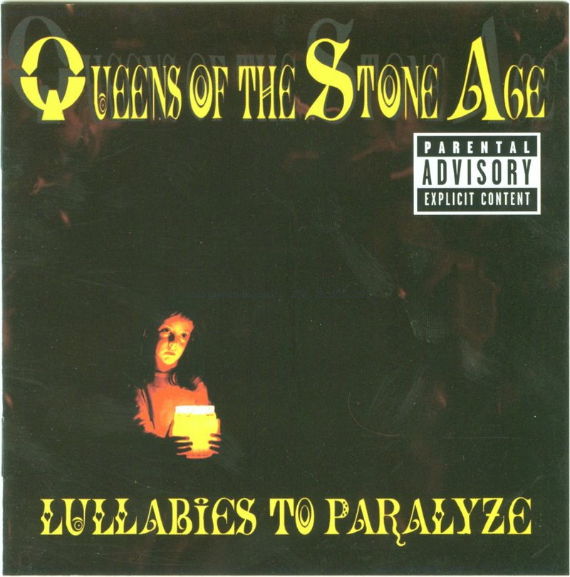 Queens Of The Stone Age - Lullabies To Paralyze (2005, Universal Music)