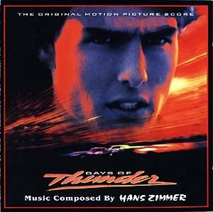 Days of Thunder, Tom Cruise