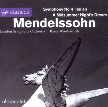 Overture The Hebrides Mendelssohn Album Cover. Overture (The
