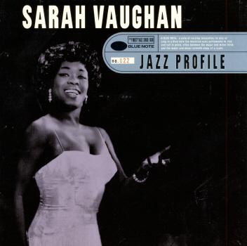 Sarah Vaughan - Jazz Profile