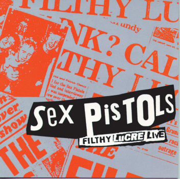 Sex Pistols The Best Of + Moore