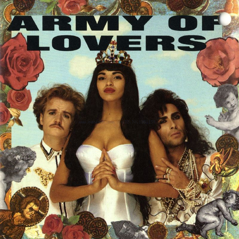 Army Of Lovers : Army Of Lovers (2006, Rhino/Warner Bros.)