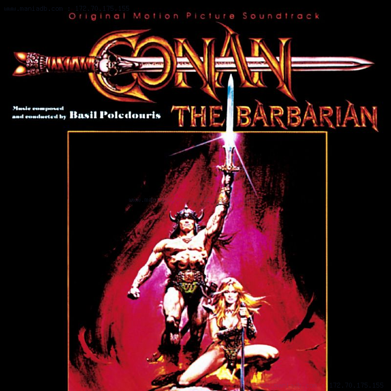 Basil Poledouris - Conan The Barbarian (1982)