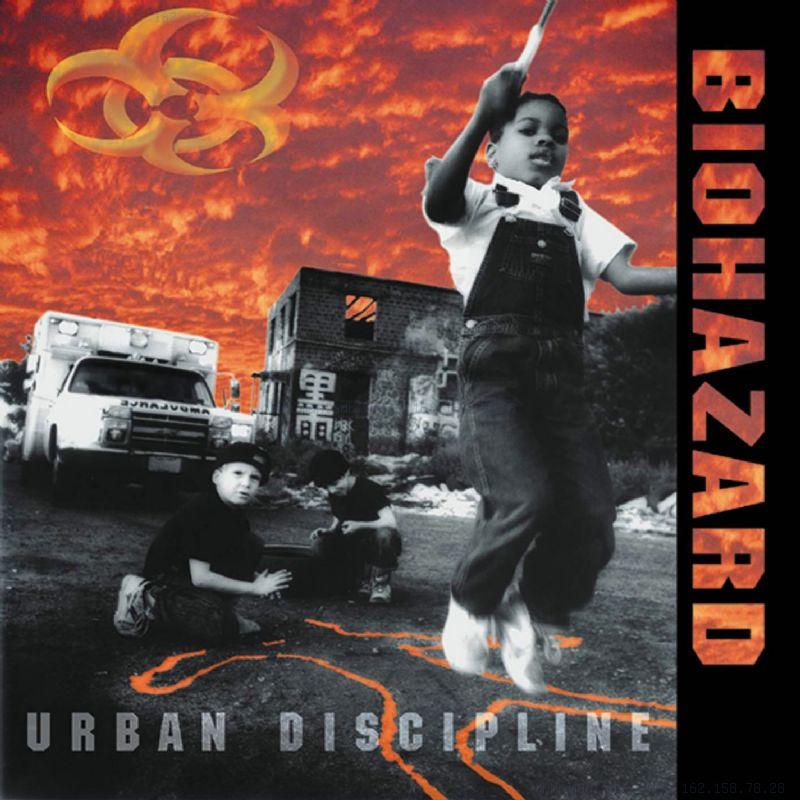 Urban Discipline.  Записан.  Альбом.  Издан.