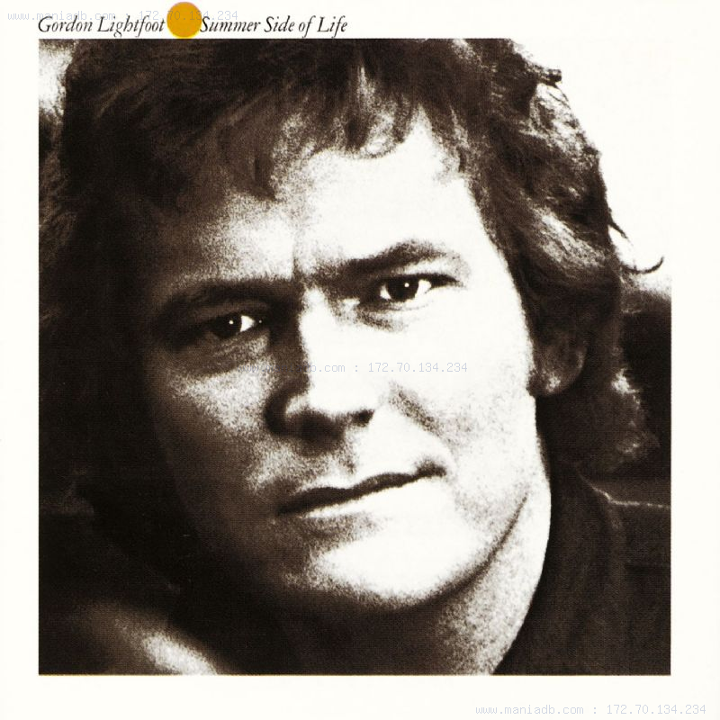 Gordon Lightfoot - Summer Side Of Life