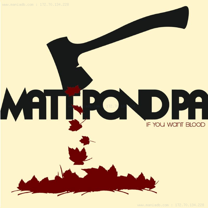 Champagne Supernova Matt Pond Download
