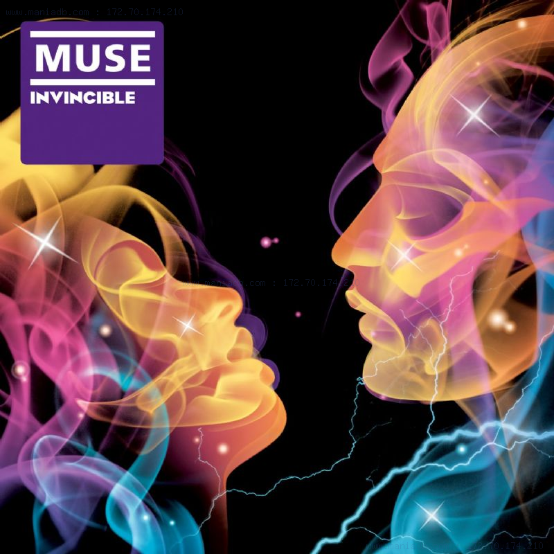 Invincible, Muse : single - Invincible