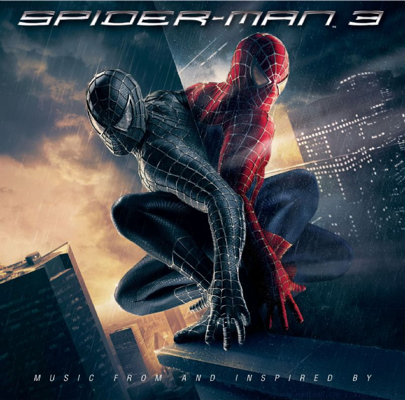 Spider-Man 3 (???? ? 3) by Christopher Young [ost] (2007 ...