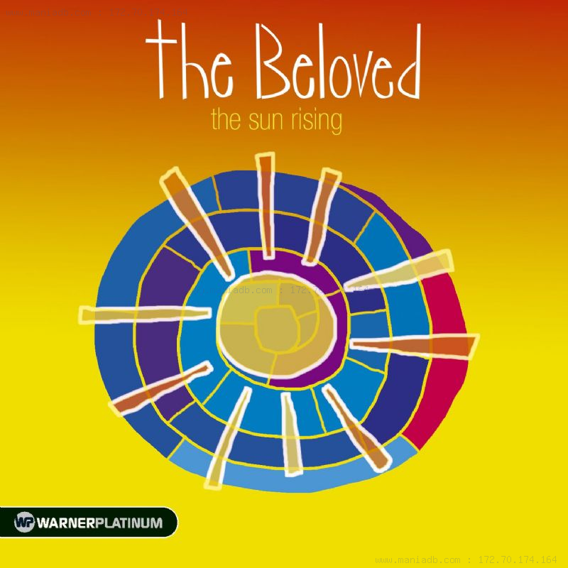 1. The Beloved - The Sun Rising