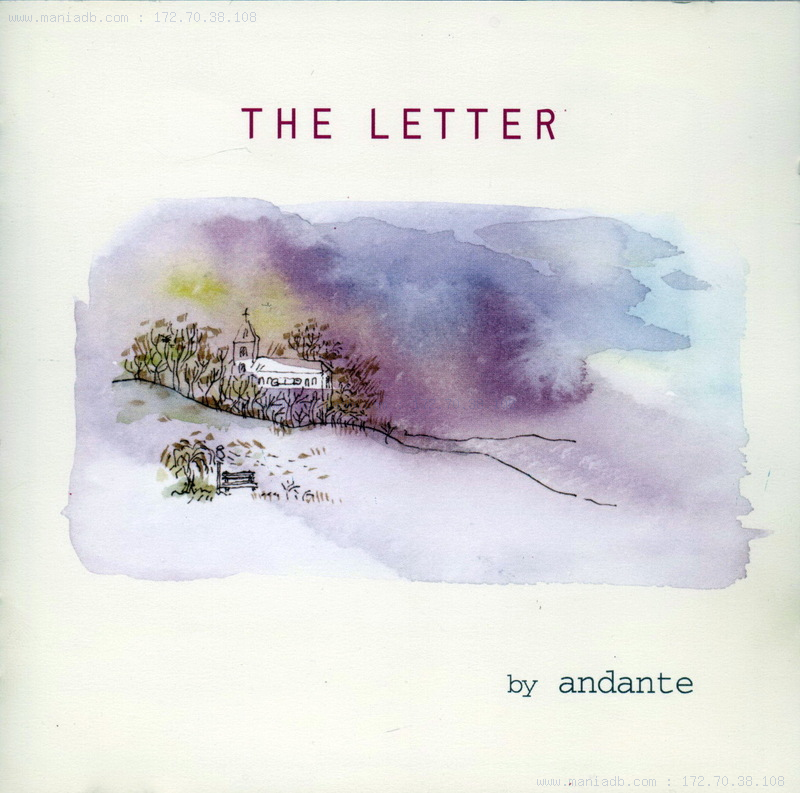 안단테 1집 - The Letter (1999) :: maniadb.com