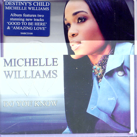 Michelle Williams do you know