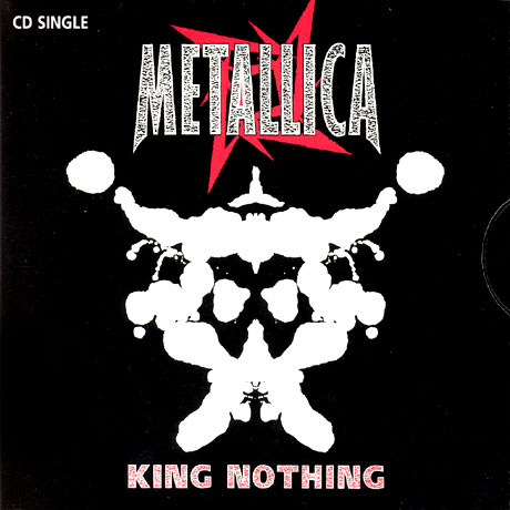King Nothing lyrics from Metallica's Load