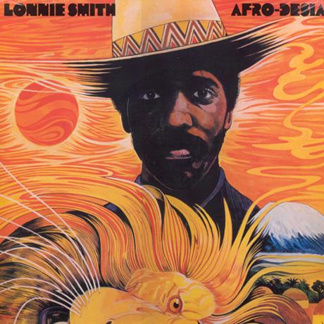Lonnie Smith - Afro-Desia / Keep On Lovin'