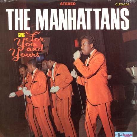 Bobby with The Manhattans