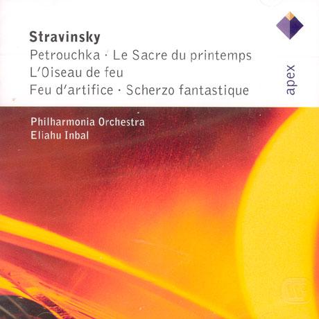 Igor Stravinsky - Czech Philharmonic Orchestra, The* Czech Philharmonic Orchestra·, Oskar Danon - Orpheus / Pulcinella Ballet Music
