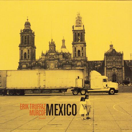 """Aspecto frontal del álbum """"Mexico"""""""