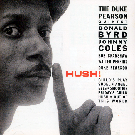 Duke Pearson Quintet Hush