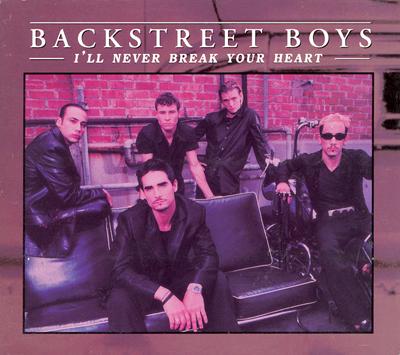 backstreet boys   ill never