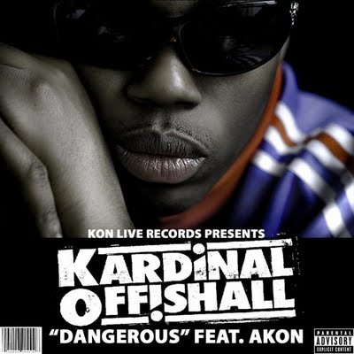 Dangerous Album Cover Akon. Dangerous