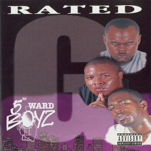 5th Ward Boyz - Rated G (1995)