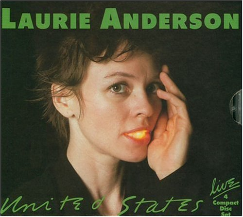Laurie Anderson - United States Live (disc 2)