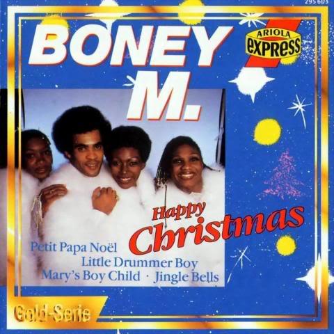Boney M - Jingle Bells Greysound Radio Edit