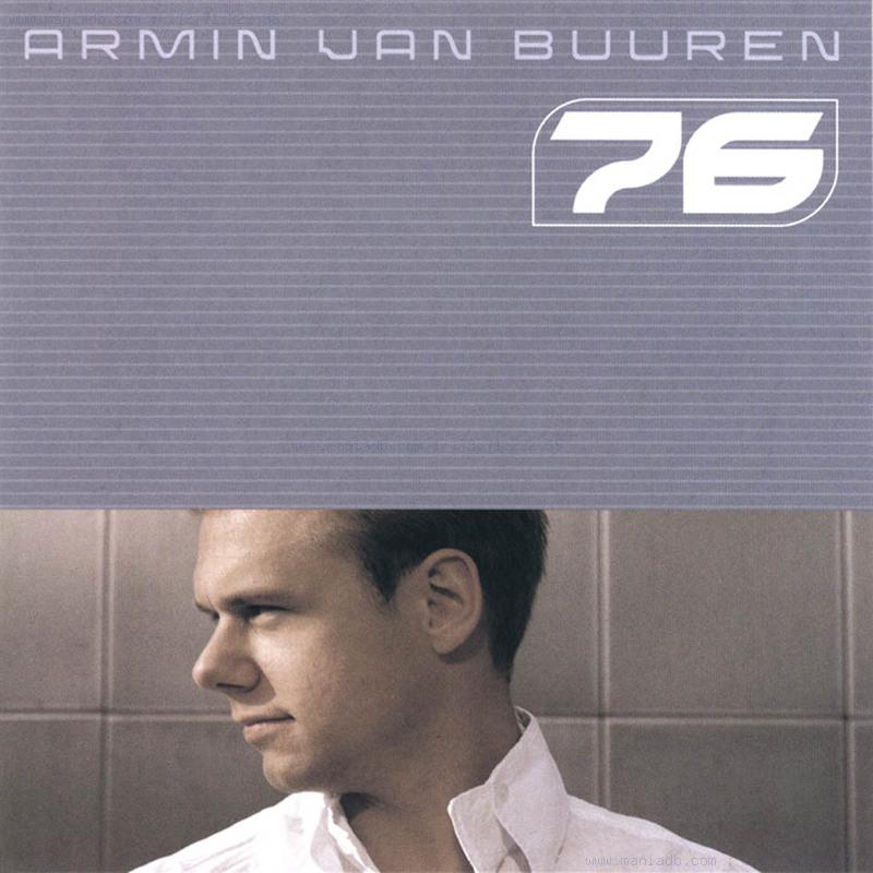 Armin Van Buuren Album Cover Armin Van Buuren 76 2003