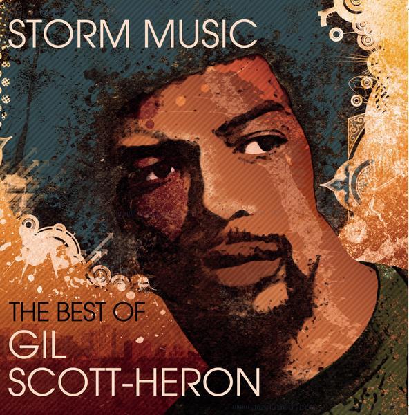 Gil Scott Heron compilation