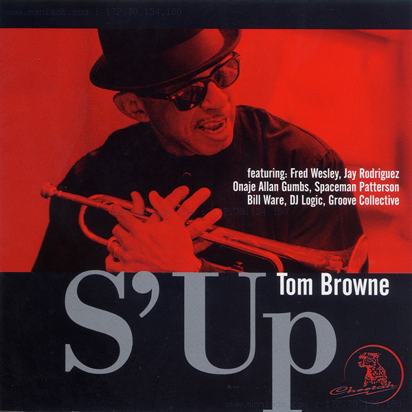 Album S'Up by Tom Browne