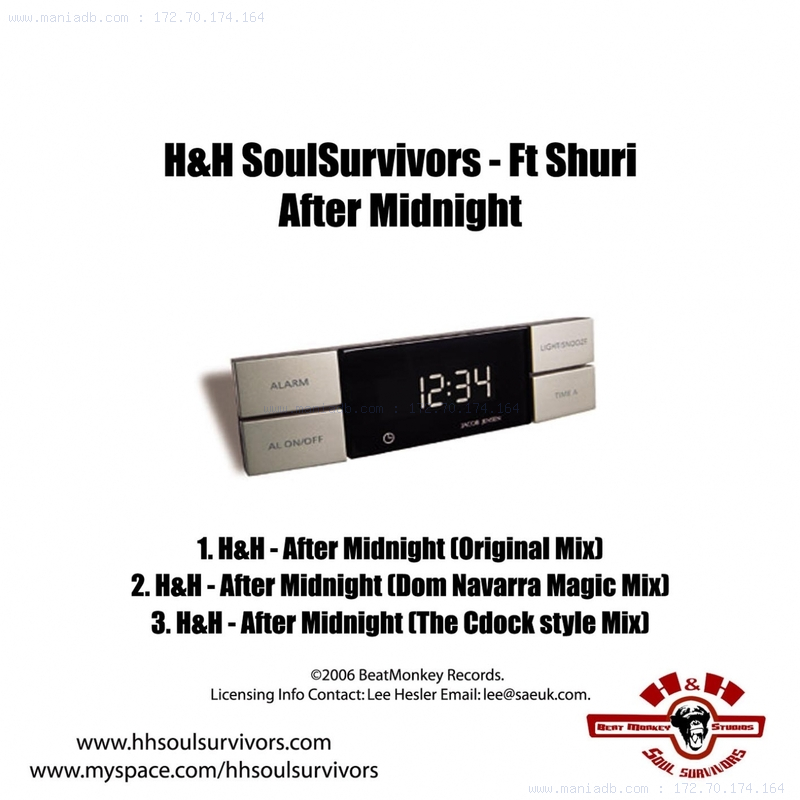 H&H SoulSurvivors - The Instrumentals Pt 2