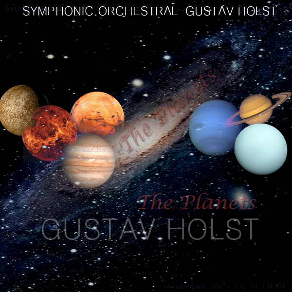 holst the planets - photo #21