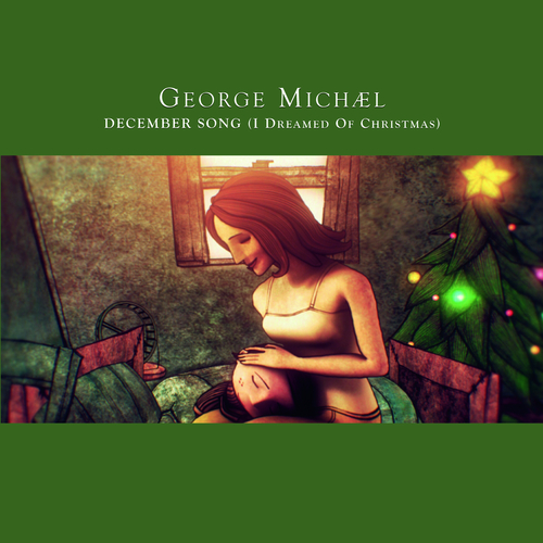 George michael december song i dreamed of christmas single 2010