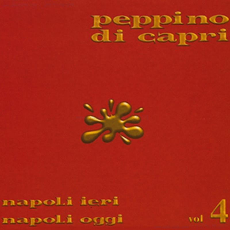 Peppino Di Capri - Napoli ieri napoli oggi vol. 1-5