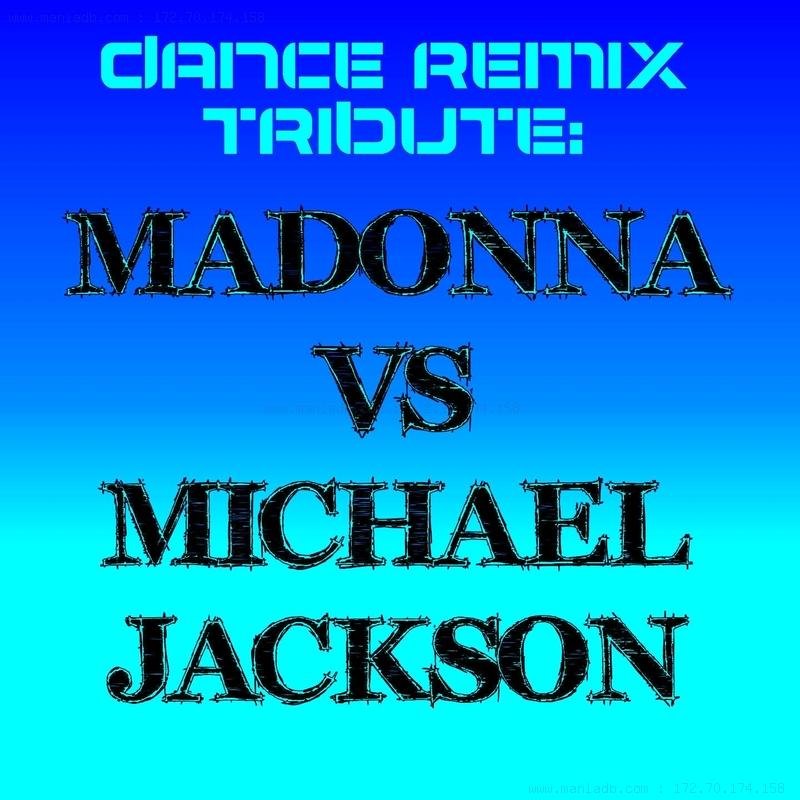 Various - Madonna - Remix - Power Dance Road
