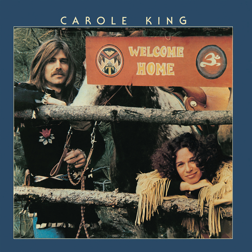 Carole king welcome home 2012 rockingale records manufactured and