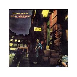 David Bowie - Ziggy Stardust (1972) by David Bowie (보컬) on maniadb
